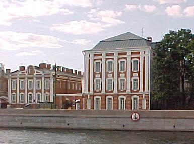 Санкт-Петербургский университет, главное здание